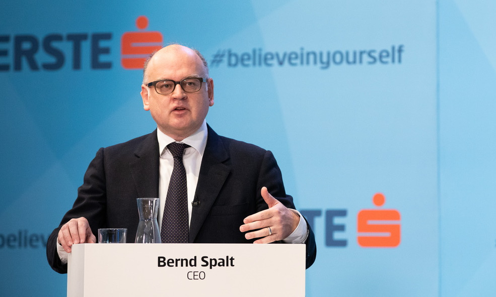 Erste Group expects economic upturn in 2021