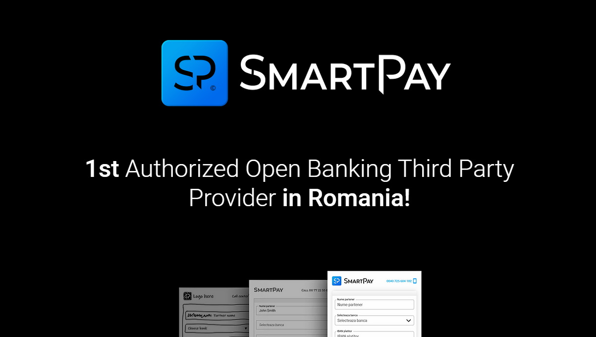 Smart Fintech obtains NBR authorization and becomes the first third party payment provider (TPP) through open banking in Romania