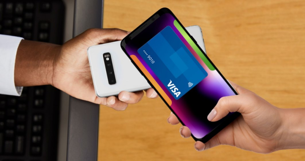 Visa's Tap-to-Phone technology deployed at 4 financial institutions in Romania