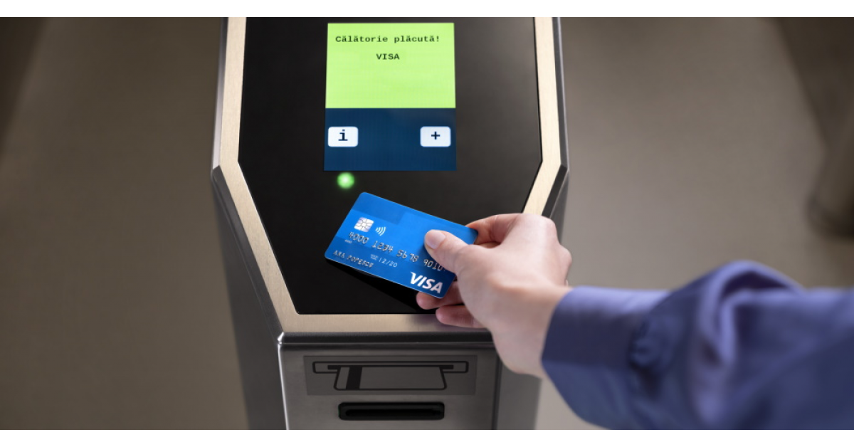 Romania ranks 3rd in Europe in mass transit digital payments