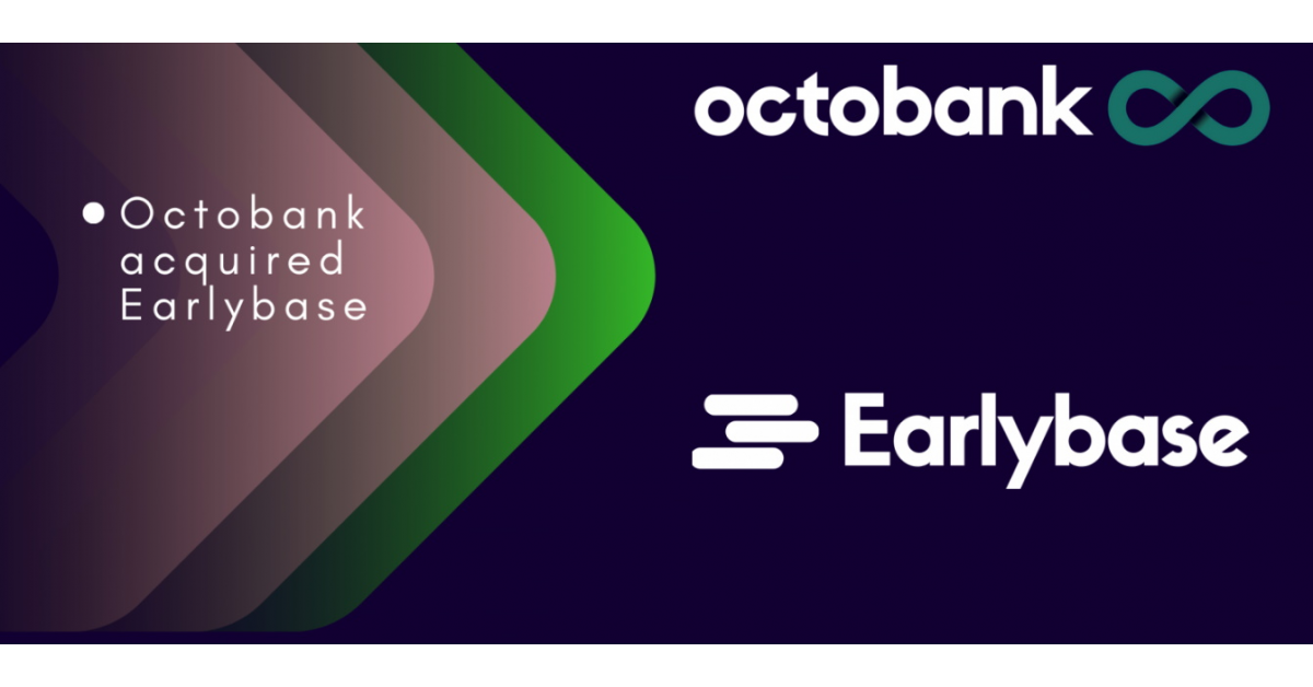 Octobank, a Prague-based challenger with a Romanian founder, has acquired Earlybase