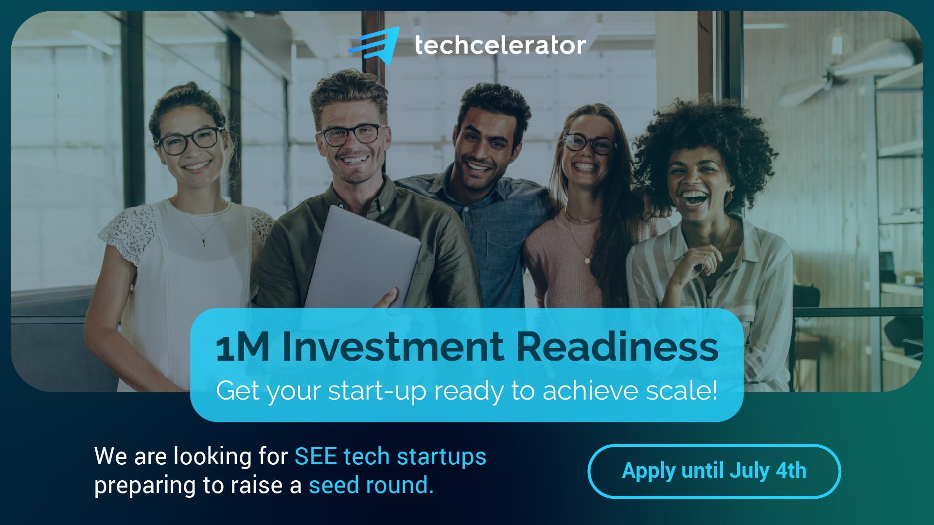 Techcelerator is launching